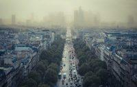 pollution atmosphérique, Smartphones,