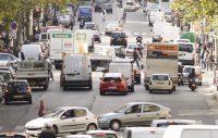 Paris, plan climat, voitures thermiques