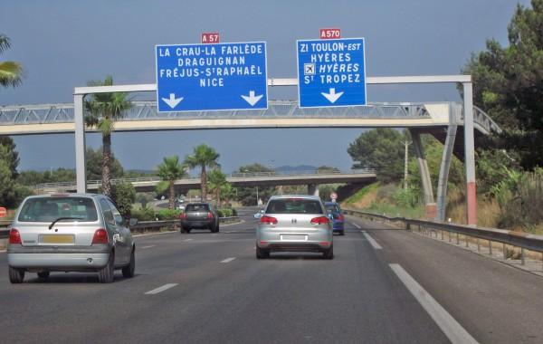 autoroutes-du-sud-de-la-france - Photo