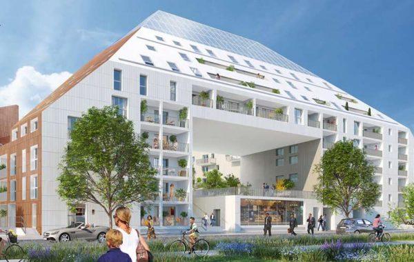 écoquartier, Bordeaux, logements sociaux