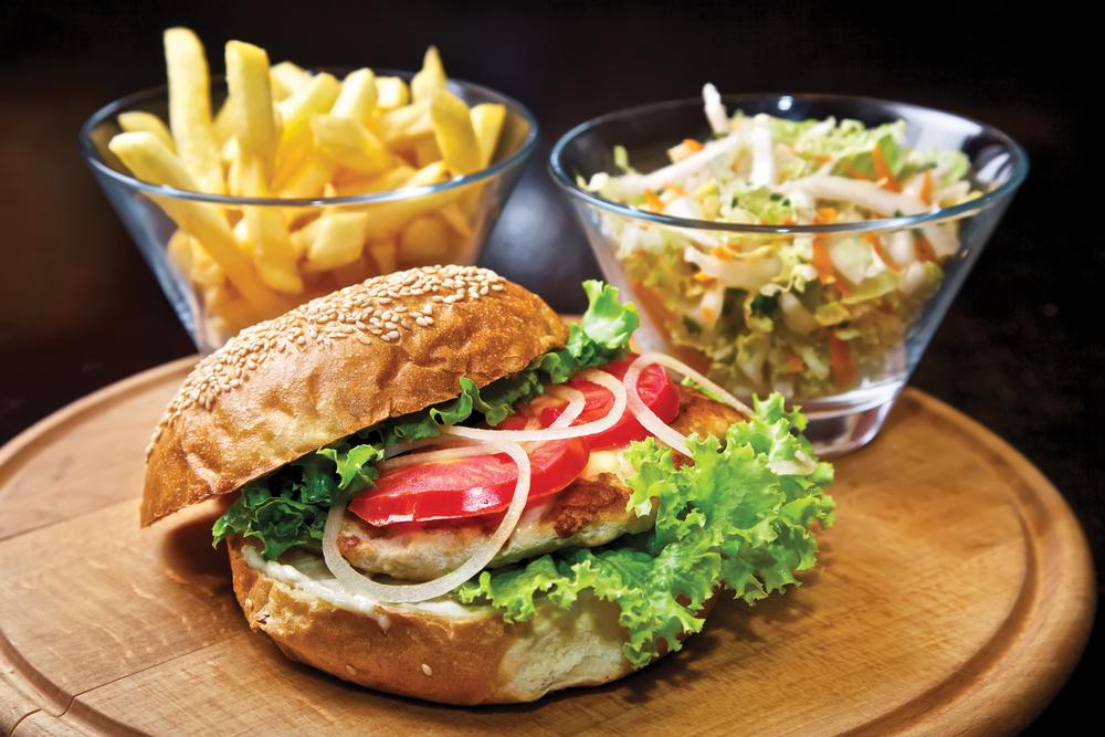 Alimentation, Français, snacking, fruits et légumes