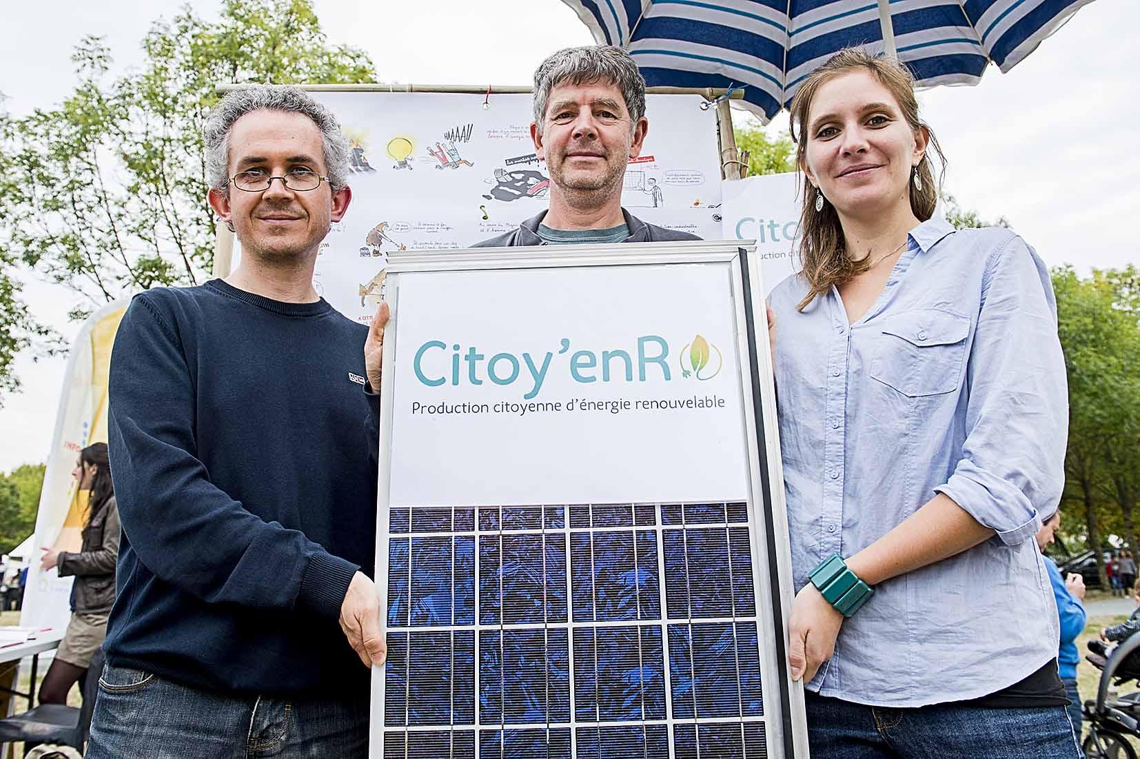 ENR, Toulouse, électricité photovoltaïque
