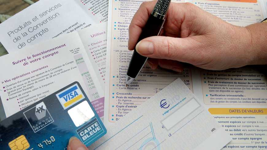 Banques, frais bancaires, agios