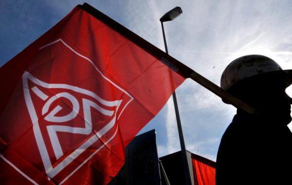 IG Metall, grève Allemagne
