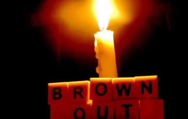 brown-out, souffrance au travail