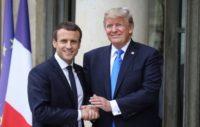Grève, SNCF, Macron, Donald Trump