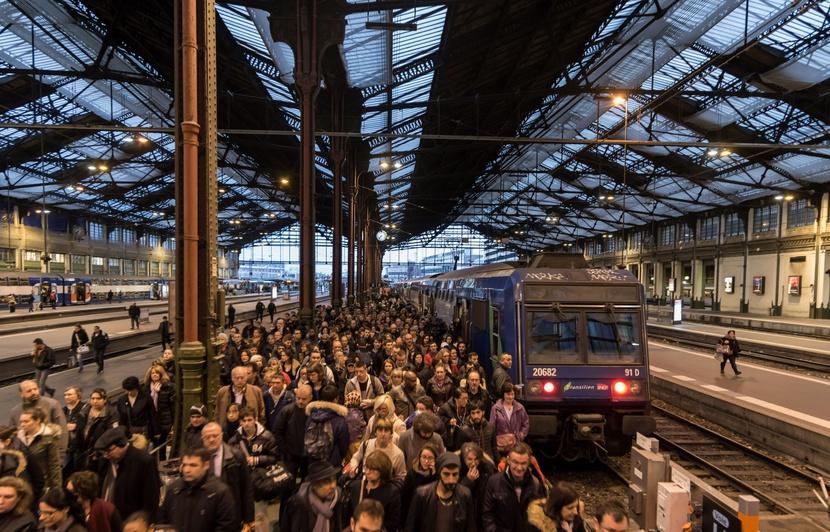 Grève, SNCF, Cheminots