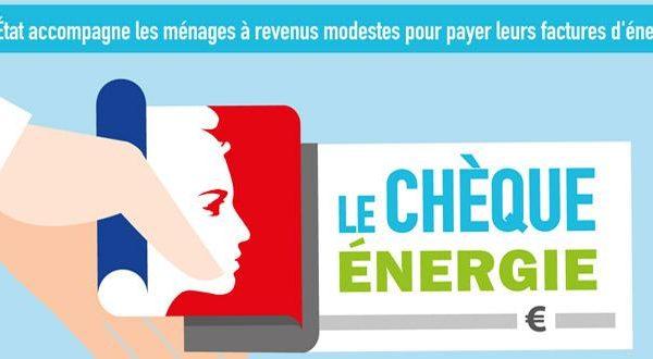 Chèque Energie, France