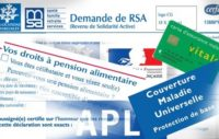 France, diminution et suppression des aides sociales