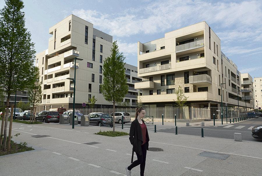 Loi ELAN, HLM, France