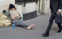 Macron, pauvreté, France