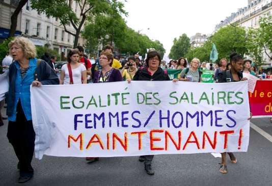 égalité salariale hommes-femmes, fonction publique, France, Gérald Darmanin