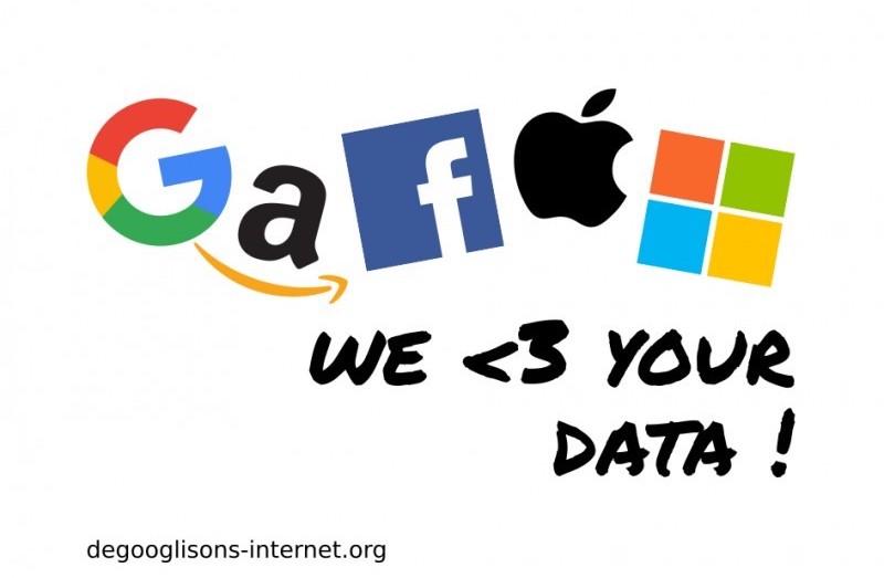 GAFAM, droits d'auteur, UE