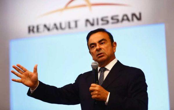 Renault, Carlos Ghosn