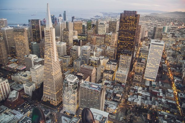 San Francisco, SDF, GAFA, Taxe