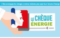 chèque énergie, France, Gérald Darmanin