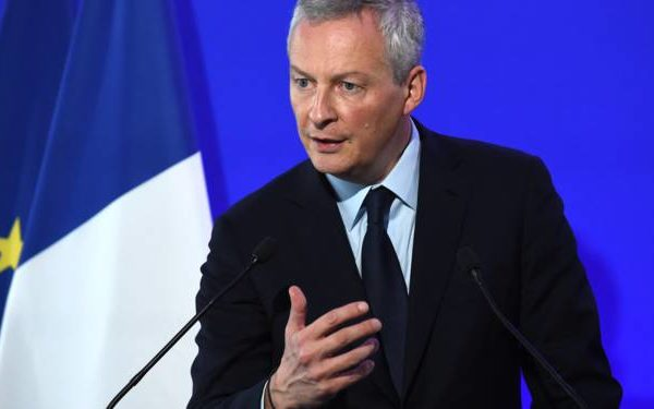 Taxe GAFA, GAFA, Bruno Le Maire