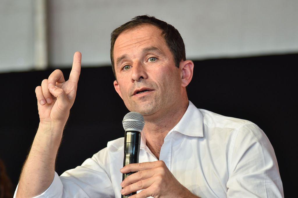 Benoît Hamon, ISF, Gilets jaunes