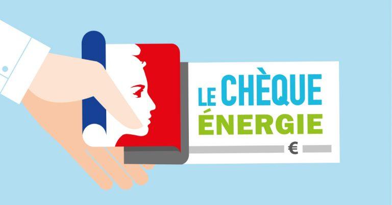 Chèque énergie, 2019, France