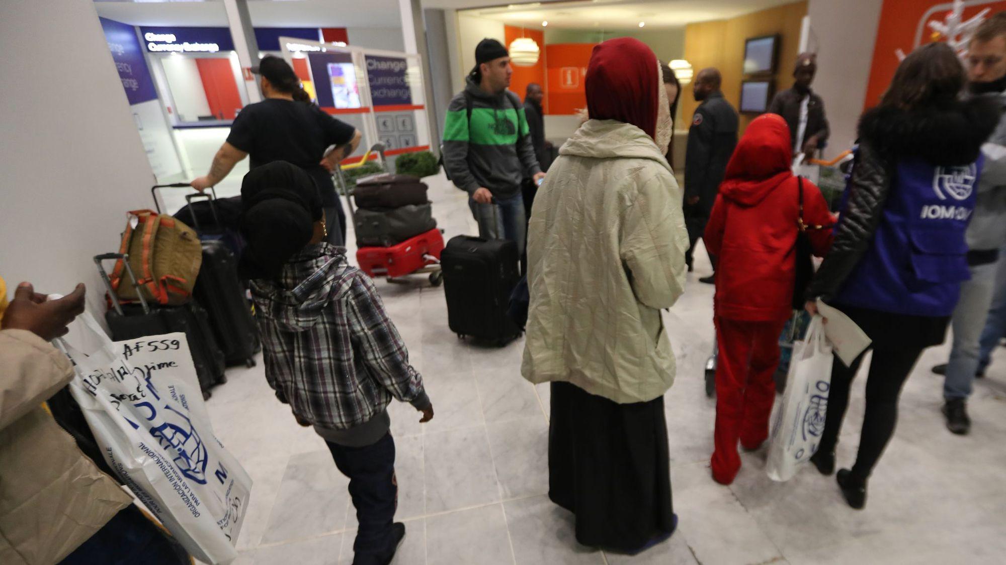 demandeurs d'asile, France, Allemagne, Europe