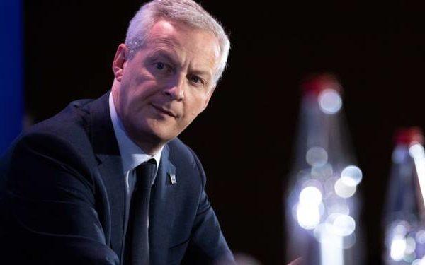 Gilets jaunes, taxe d'habitation, Bruno Le Maire