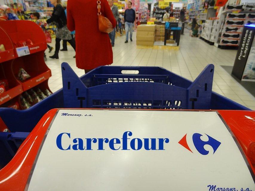 Carrefour, suppression de postes