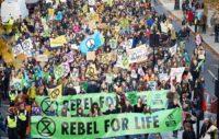 Extinction Rebellion, état d'urgence climatique