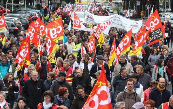 réforme service public, France