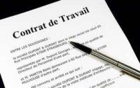 emploi, contrats, CDD, France