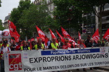 arjowiggins, Sarthe, rassemblement