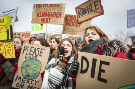 environnement, fridays for future