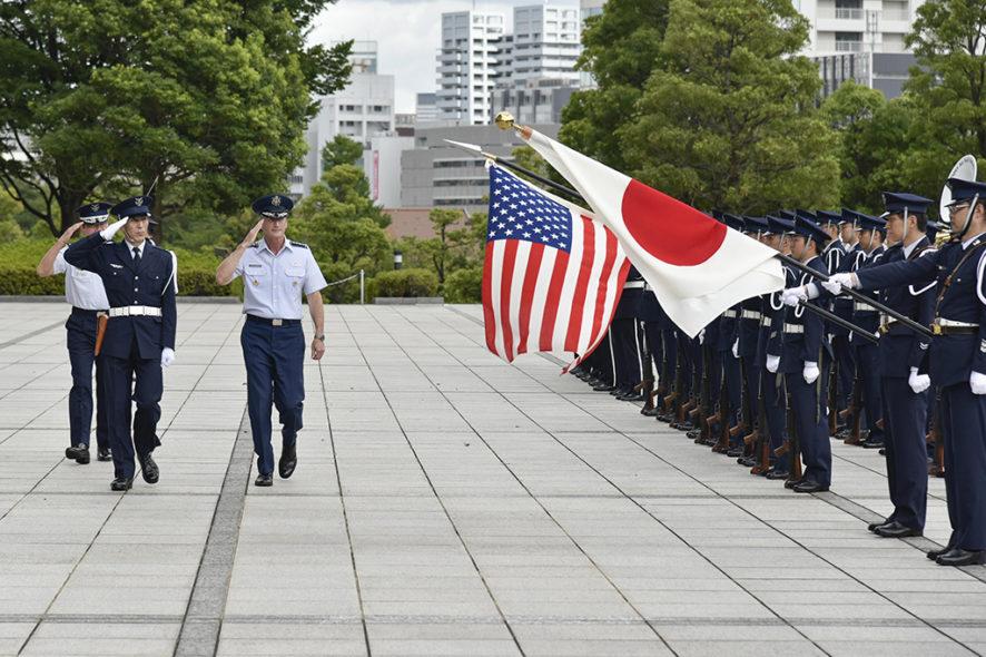 Japon, remilitarisation