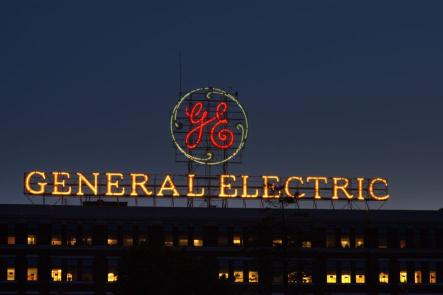 General electric, licenciement
