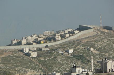 Trump colonies, Israel