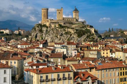 Foix, CGT, expulsion