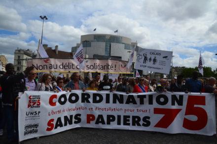 demandeurs d'asile, tribunal administratif de Paris