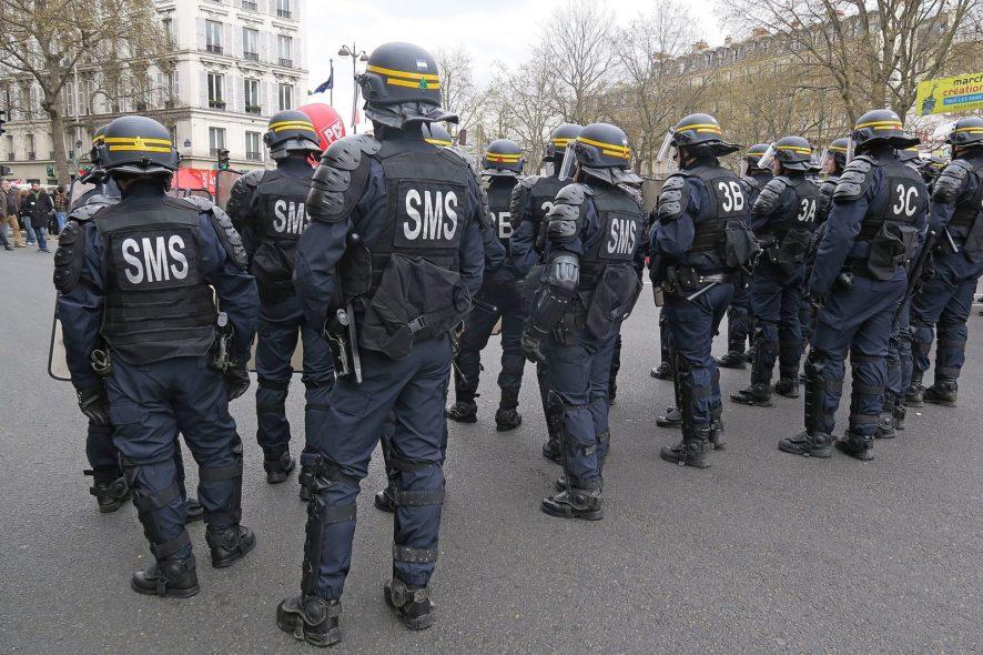 manifestations, violences policières