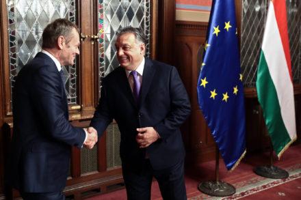 hongrie, UE, Etat de droit