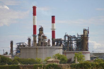 raffineries, arrêt, grève