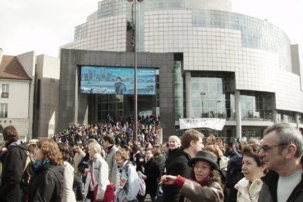 concert, opéra de Paris, grève