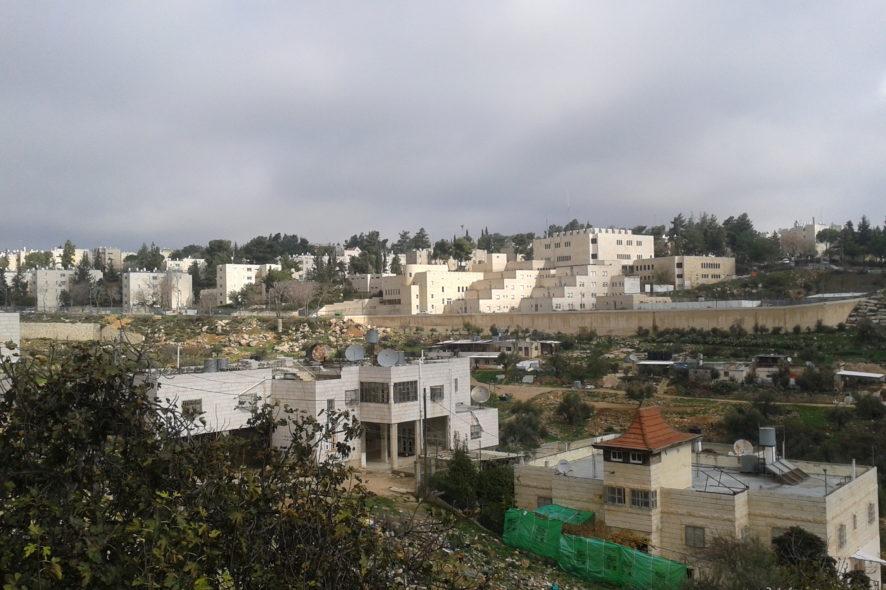 israël, palestine, blocus