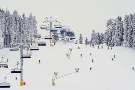 précarité, ski