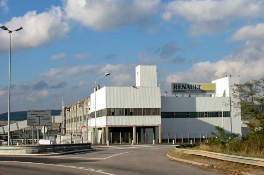 renault, fermeture, usines