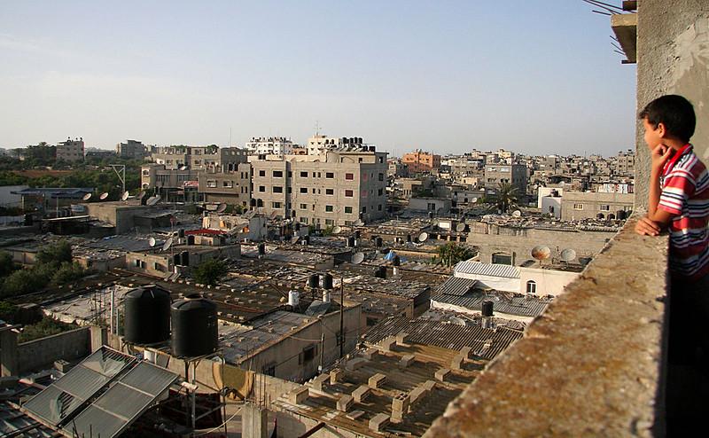 Gaza, coronavirus