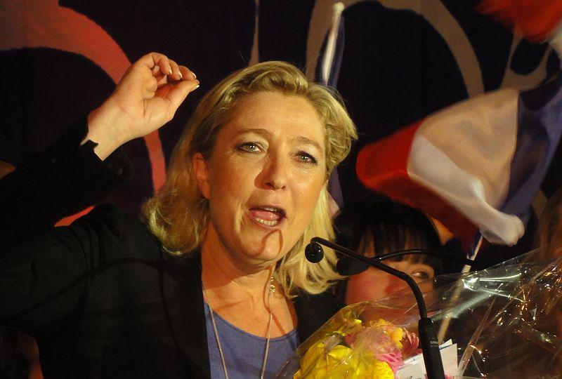 Le Pen, Coronavirus