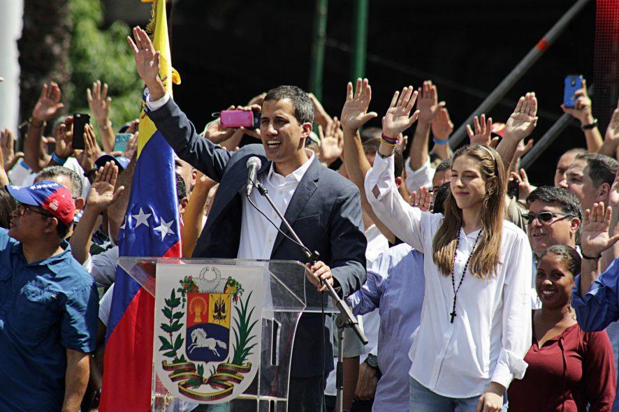 Venezuela, France, Guaido