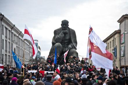 Biélorussie, ukrainnisation