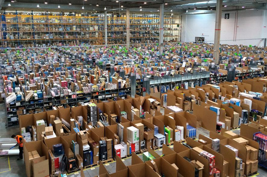 Amazon, proximité, salariés