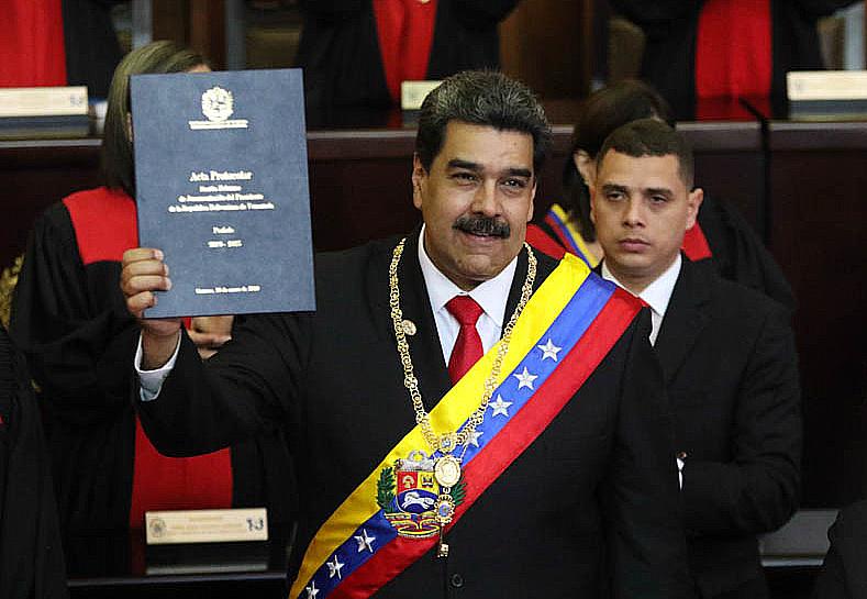 Maduro, Vénézuéla, élections législatives