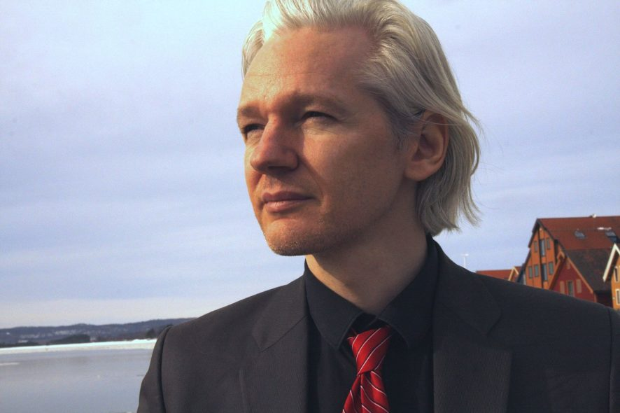 Julian Assange, extradition
